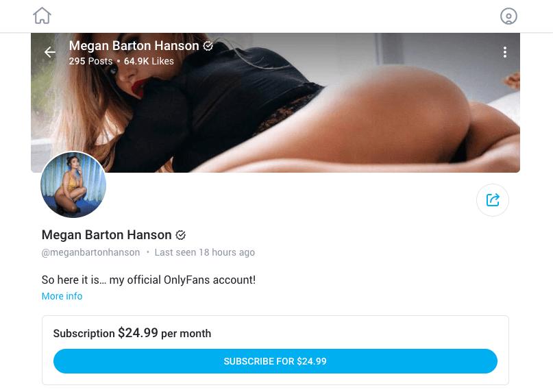 megan barton hanson best onlyfans to buy